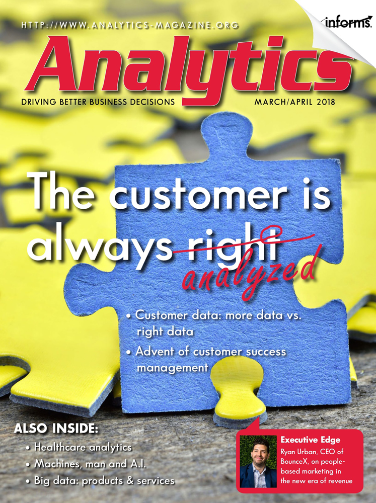 Analytics cover