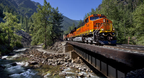 BNSF earns INFORMS award for analytics, operational research efforts