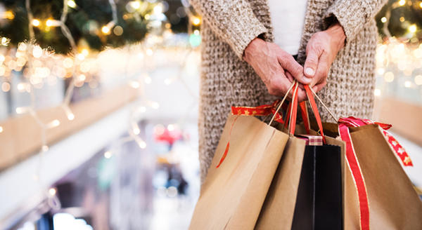 Rewarding your shopping loyalty with points