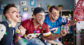 "Are Super Bowl ads worth it? New research indicates sales benefits persist well into the year during ""March Madness,"" MLB and NBA games"