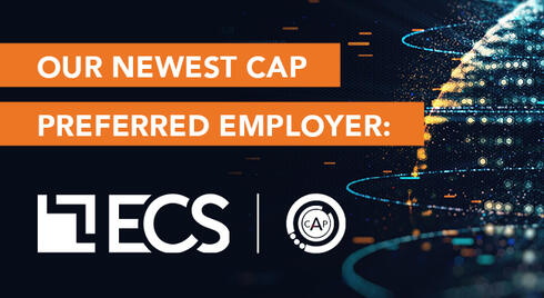 ECS Named CAP Preferred Employer by INFORMS