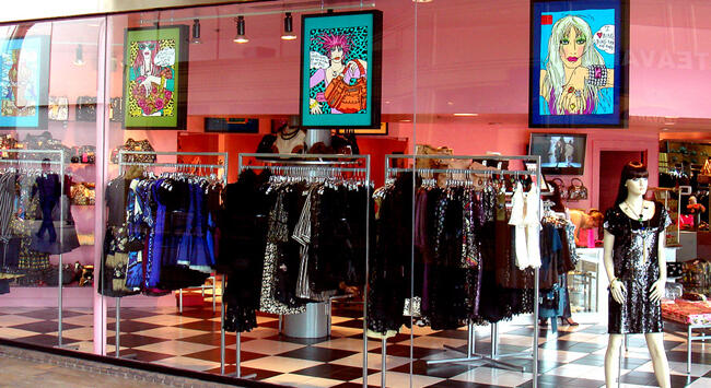 How to grow a premium brand without killing its cachet? Outlet stores can help