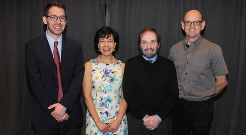 Increasing bike-share efficiency: Researchers from Cornell University recognized with INFORMS Daniel H. Wagner Prize