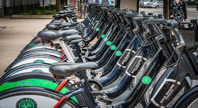 Maximizing Bike-Share Ridership: New Research Says It's All About Location, Location, Location