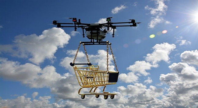New Research Finds Demand for Drone Delivery in E-Retail is High, Ability to Meet that Demand Low