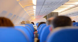 New Research Finds Seating Assignments on Airplanes Can Reduce the Spread of COVID-19