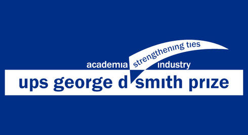 Queen's University's Smith School of Business Awarded the 2020 INFORMS UPS George D. Smith Prize