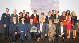 U.S. Air Force and Walt Disney awarded the 2017 INFORMS Prize for Operations Research