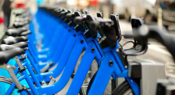Increasing Bike-share Efficiency