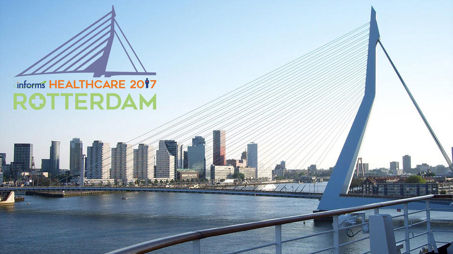 INFORMS Healthcare Conference Rotterdam