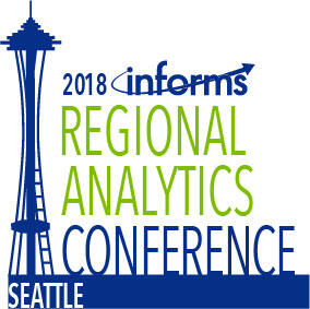2018 Regional Analytics Conference - Seattle logo