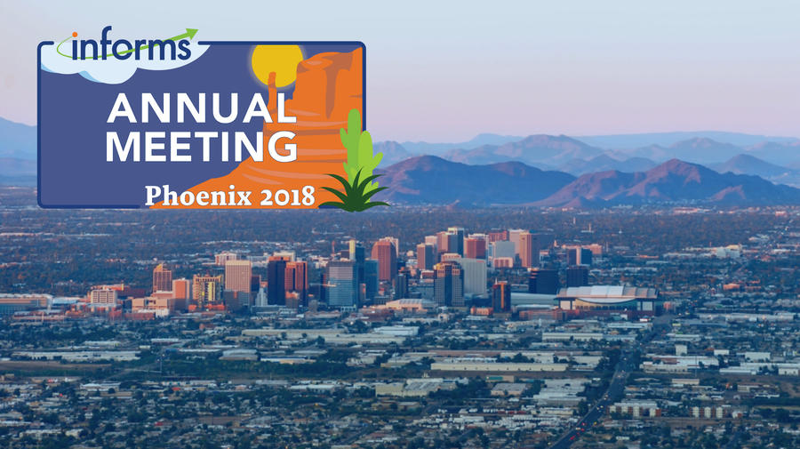Join us in Phoenix for the 2018 Annual Meeting