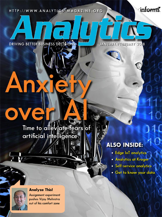 Anxiety over AI