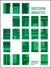 Decision Analysis cover