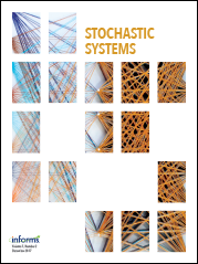 Stochastic Systems cover