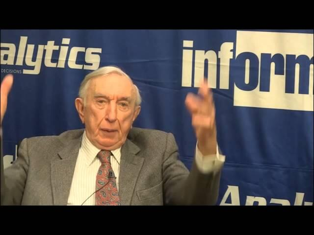 John Magee Video chapter 4, Arthur D  Little and the Origins of Professional OR