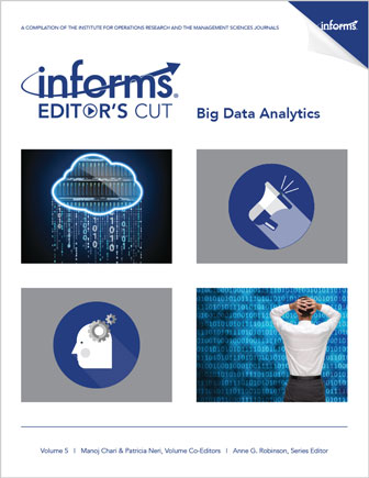 Editors Cut - Big Data Analytics