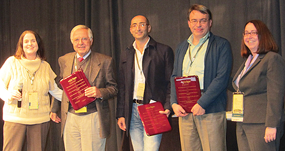 tsl dissertation prize 2012 Awards received by dr bhat's graduate students:  (tsl) dissertation prize  received the 2012-2013 leadership legacy scholarship for graduates,.