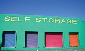 Lots of stuff: There are approximately 50,000 self-storage facilities in the United States.