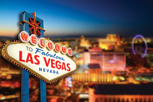 The conference promises to be the best (analytics) show in Las Vegas. Image © Thickstock