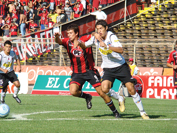 The Chilean National Professional Football Association sought O.R. help to improve its league scheduling.