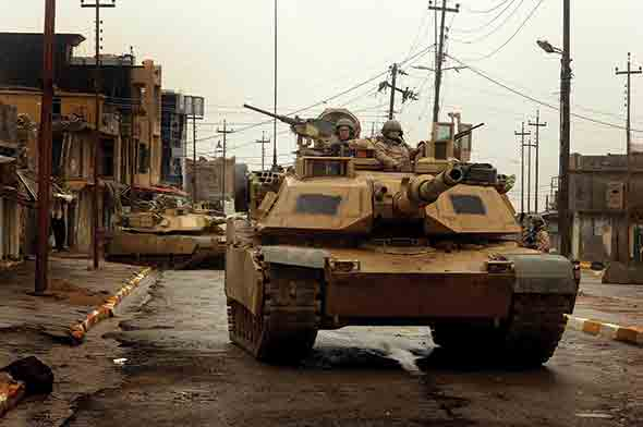 The M1 Abrams tank entered service in 1980. Does the U.S Army need a newer version? Source: Department of Defense