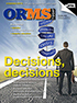 ORMS Today October 2016 cover