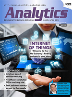 Analytics - The Internet of Things