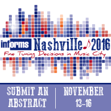 Save the Date Nashville 2016